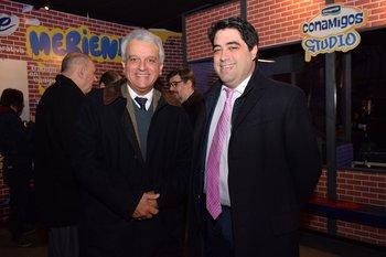Jorge Sintas y Diego Vázquez