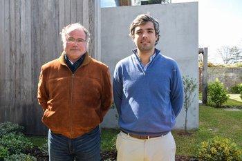 Álvaro Díaz Nadal y Matias Fuentes