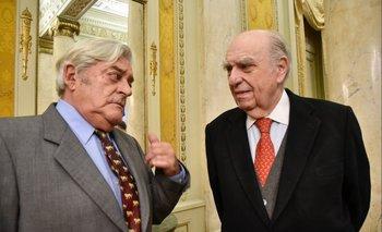 Lacalle Herrera y Sanguinetti pidieron esperar por que el órgano electoral en Perú se pronuncie