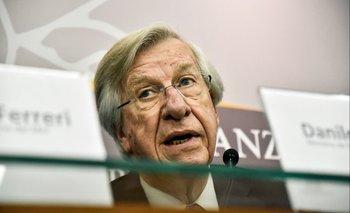 """""""Es un error decir: si a los socios del Mercosur no les gusta, mala suerte, lo hacemos igual"""", expuso Astori"""