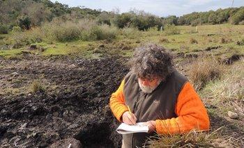 El arqueólogo francés Eric Boëda