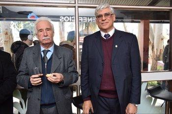 Antonio Pérez y Julio Sosa
