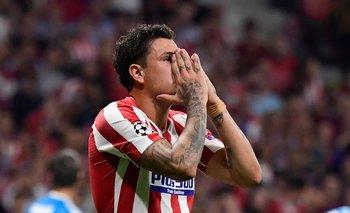 José María Giménez volvió a lesionarse en Atlético de Madrid