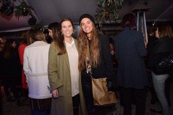 Juana Inciarte y Ana elena Lenoble