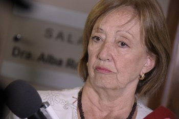 María Julia Muñoz.