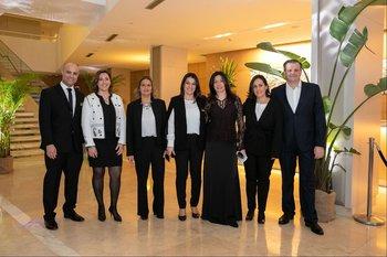 Sebastián Grossi, Gabriela Sosa, Beatriz baroffio, Tatiana Walter, Verónica Méndez Sabini, Silvia Sánchez, Alejandro Gómez.