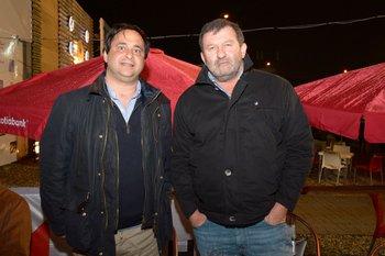 Juan Pablo Gutierrez y Ricardo Lagreca