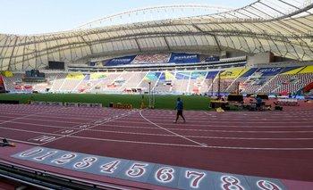 El estadio Khalifa de Doha