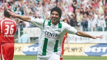 En Groningen fueron 15 goles en 2006/07