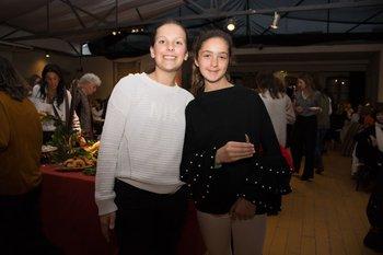 Mia Bergengruen y Federica López