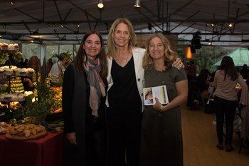 Inés Dartayete, Cecilia Bergengruen y Victoria Trambauer