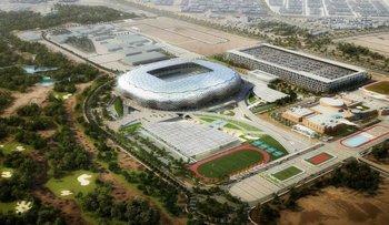 Así lucirá el estadio Education City de Doha