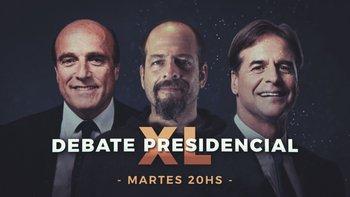 Martínez/Goldman/Lacalle Pou