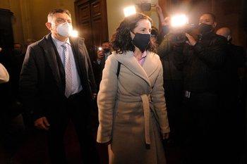 Isaac Alfie y Azucena Arbeleche, en la mira del Partido Socialista