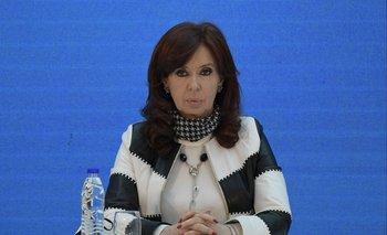 """""""Dos de los jueces que me juzgan no son imparciales"""", dijo Kirchner"""