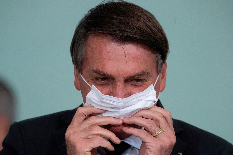 Bolsonaro afirma que Brasil está