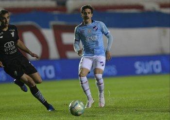 Gabriel Neves, cerebro de los goles