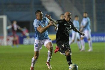Armando Méndez y Cristian Cruz