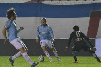 Rodrigo Amaral entró al final