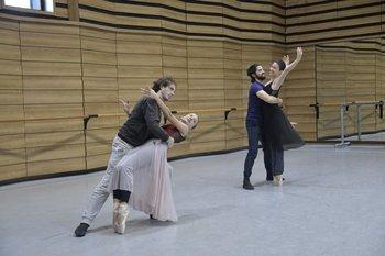 Ciro Tamayo y Mel Olivera/ Nadia Mara y Sergio Muzzio