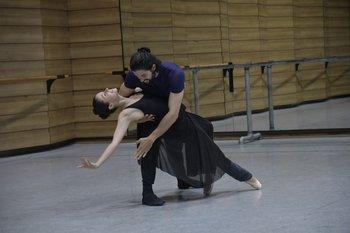 Nadia Mara y Sergio Muzzio