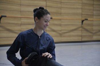 Nadia Mara, nueva primera bailarina