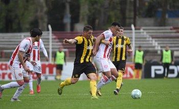 Cristian Rodríguez y Sebastián Píriz