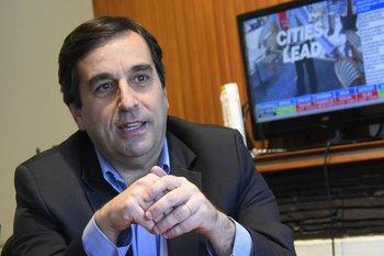El economista Aldo Lema participó de una conferencia organizada por la firma Puente.