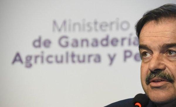 """Uriarte le planteó a la ARU """"reinventar"""" instituciones del agro que tienen más de 50 años"""