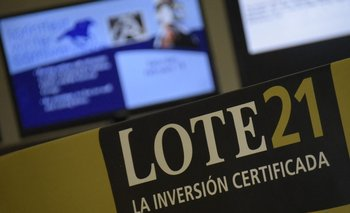 Lote 21 vuelve a rematar al comienzo del mes.
