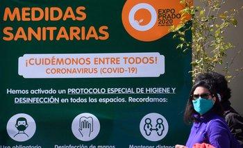 Foto de archivo, 2020. La Expo Prado exige a artistas que tengan dos dosis de la vacuna contra el covid y también se le exigirá al público en general para su ingreso