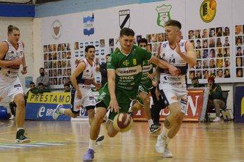 Nicola Pomoli y Brian Silva