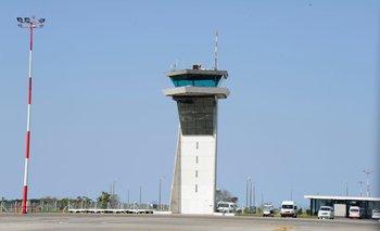 Aeropuerto Internacional de Laguna de Sauce