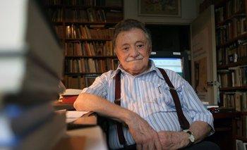 Mario Benedetti ahora es homenajeado en el espacio.