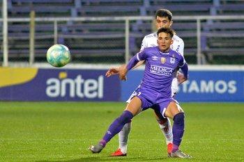 Laquintana tiene contrato con Defensor Sporting hasta diciembre de 2022