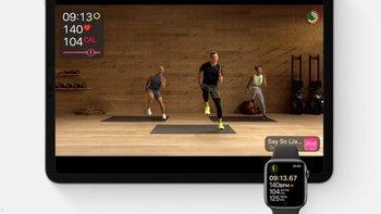 El servicio Fitness+ se puede ver en un iPhone, iPad o mediante un decodificador de Apple TV.