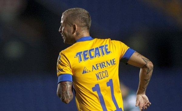 Mirá los goles del Diente López y Leo Fernández para que Tigres ganara el clásico en México