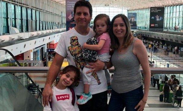la historia de una familia argentina que emigró
