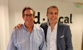 Sergio Fogel y Andrés Bzurovski, fundadores de dLocal en 2016
