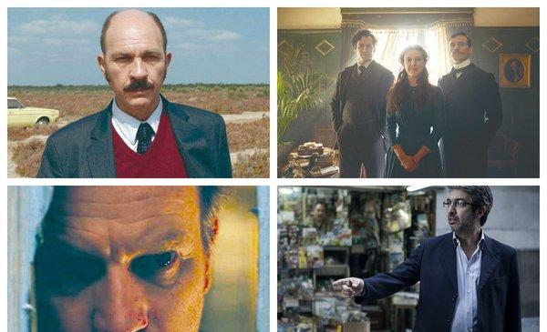 siete películas para ver este fin de semana en casa