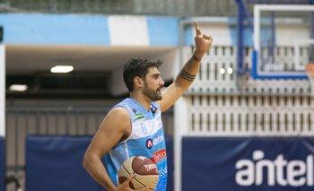 Miguel Barriola, 10 puntos y 9 rebotes