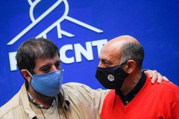 La central sindicalrealizó una conferencia de prensa este jueves en la que criticó varias de las medidas anunciadas por el gobierno.
