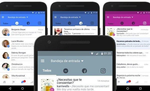 Ahora se puede administrar Facebook e Instagram desde una misma plataforma