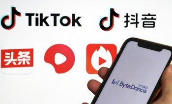 ByteDance es la empresa matriz de TikTok.