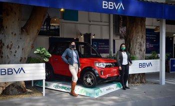 BBVA presente en Expo Prado con diversas innovaciones
