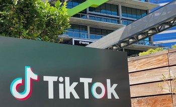 Logo de la empresa Tik Tok