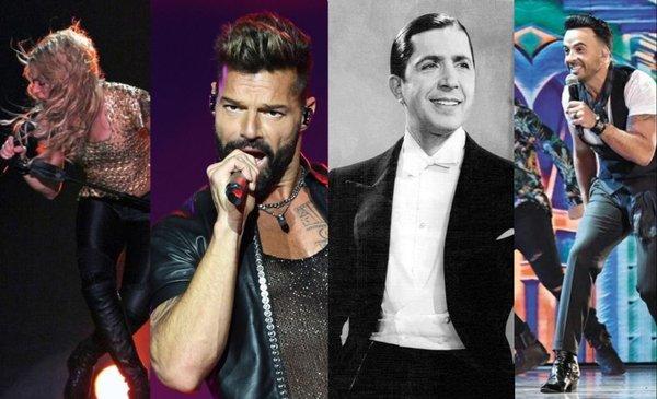 Las 50 mejores canciones latinas de la historia, según Billboard