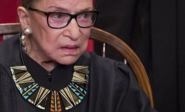 muere a los 87 años Ruth Bader Ginsburg, jueza de la Corte Suprema de Estados Unidos e icono de los derechos de la mujer