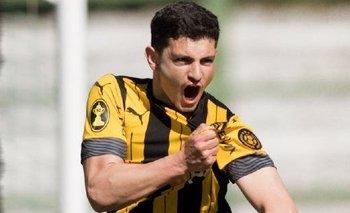 Su primer gol en Primera división fue el 19 de setiembre pasado justamente ante Plaza Colonia, el rival del miércoles