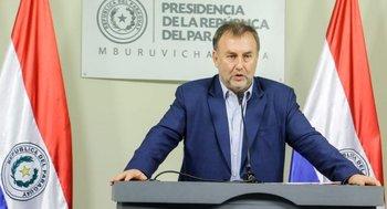 El ministro de Hacienda paraguayo, Benigno López espera retomar la senda del crecimiento en 2021